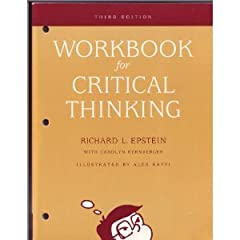 Workbook for Epstein's Critical Thinking, 3rd