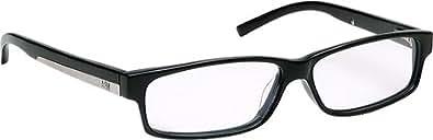 NBA Eyewear Men's 830 Eyeglasses,Black
