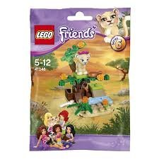 Lego Friends 41048 Lion Cub's Savanna