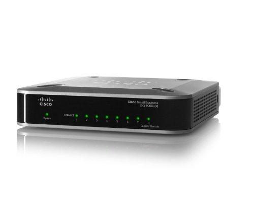 cisco-small-business-sg-100d-08-8-port-gigabit-switch-10-100-1000