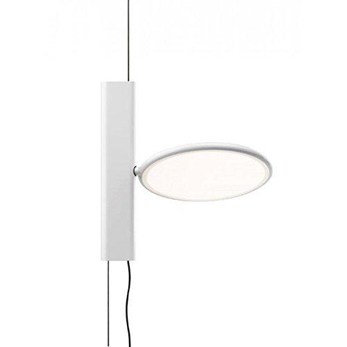 Lampe OK FLOS decke land - weiß