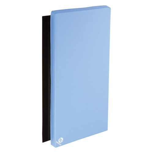Wesco Wesco Small Plain Mat, Blue, Foam front-918643
