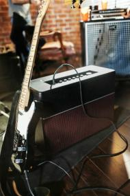 All the power you need in a full-range guitar amp