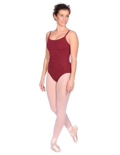 Capezio CC110 - Ärmelloses Ballett Trikot mit Bratek