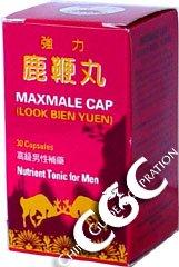 Maxmale Cap (Voir Bien Yuen) 30 Capsules x 3