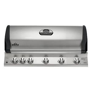 Mirage Bim730 Built-in Gas Grill With Infrared Rear Burner Fuel Type Natural Gas from Napoleon