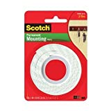 3M Scotch Heavy Duty Mounting Tape, 1-Inch by 50-Inch