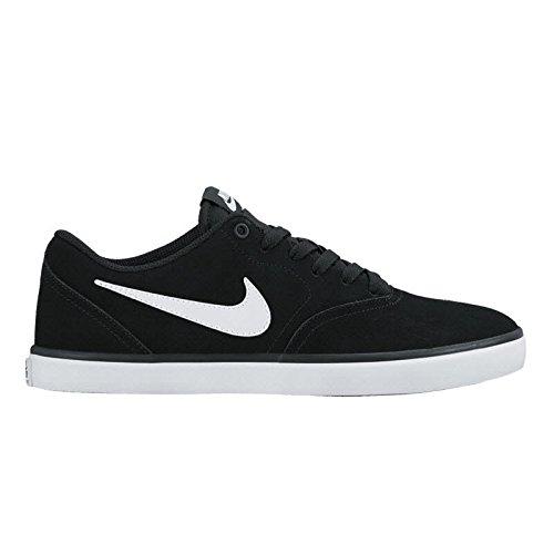 Nike sb check solar - Scarpe da skateboarding, Donna, colore Bianco (black/white), taglia 36