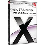 Class on Demand Basic Training for Mac OSX Snow Leopard Educational Training Tutorial DVD-ROM with Tom Wolsky 93900