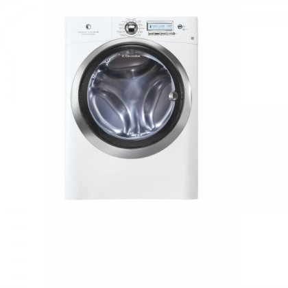 Electrolux EWFLS70JIW 4.42 Cubic Foot Front Load Washer with Wave-TouchTM Controls Featuring Perfect St, Island White