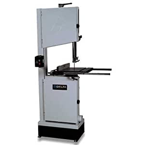 Delta 28 682 18 Inch 2 Horsepower Woodworking Band Saw With Ball Bearing Guides 230 Volt 1