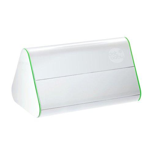 dotbaby dot box 2 in 1 aufbewahrungsbox und spender f r feuchtt cher gr n ean 5425014334036. Black Bedroom Furniture Sets. Home Design Ideas