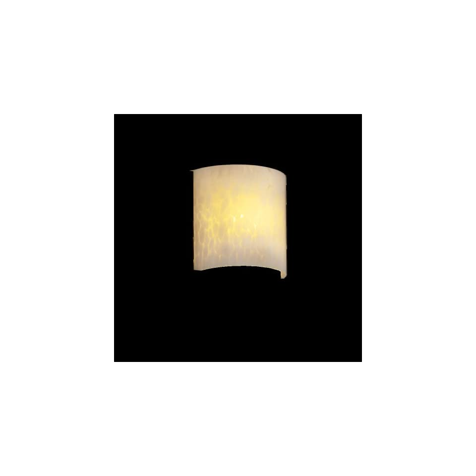 Justice Design FSN 5560 DROP ABRS Framed Square 3 Sided Wall Sconce (ADA), Glass Options DROP Droplet Glass Shade, Choose Finish Antique Brass Finish, Choose Lamping Option Standard Lamping