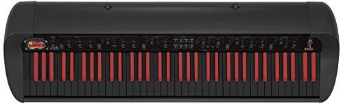KORG  キーボードシンセサイザー ステージビンテージピアノ SV1-73R-BK 73鍵 リバース・カラー