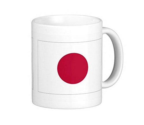 われらが国旗、日の丸のマグカップ:フォトマグ(世界の国旗、軍旗シリーズ)
