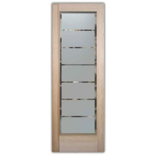 Interior doors glass french frosted glass door 2 0 x 6 8 1 - Interior frosted glass door ...