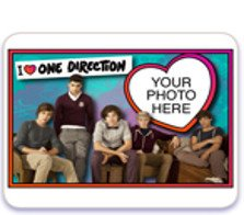 One Direction and Customer Photo Edible Image Cake Topper (Customer Pictures compare prices)
