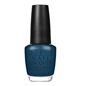 Opi Swiss Shades Ski Teal We Drop (Blue) 0.5 oz.