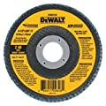 DEWALT DW8225 6-Inch by 7/8-Inch Z120 Type 27 Wearable Backing Flap Disc
