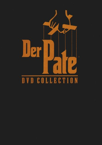 Der Pate 1-3 Box-Set [5 DVDs]