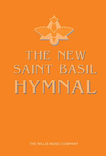 St Basil Hymnbook Spiral