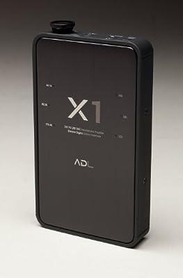 Alpha Design Labs - ADL X1 - Headphone Amplifier w/ USB DAC