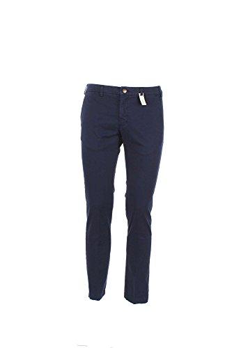 Pantalone Uomo Brooksfield 205A.C010 Blu Primavera/Estate Blu 46