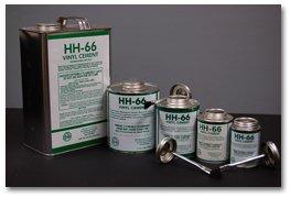 8oz HH66 HH-66 Vinyl Adhesive Glue Cement Vinyl Wood Metal Plastic Leather