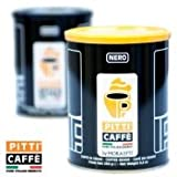 Pitti Caffe Nero Coffee Ground (250g)