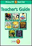McGraw-Hill Book Club: Teacher's Guide Level 6 (0072548096) by Rosenthal