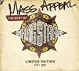 MASS APPEAL:ザ・ベスト・オブ・ギャング・スター(DVD付)
