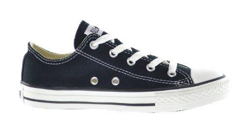 Converse C/T All Star OX Little Kids Fashion Sneakers Black 3j235-11.5
