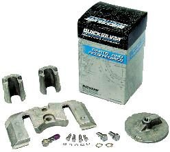 Mercury/Quicksilver Parts 888761Q02 W7 ANODE KIT - ALUM ANODE KIT