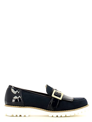 Grace shoes 5276 Mocassino Donna Blu 41