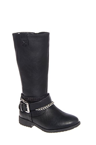 Girl's Danica Moto Low Heel Boot