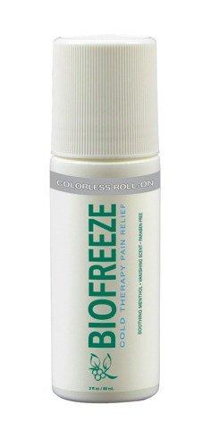 Performance Health (A) Biofreeze - 3Oz Roll-On Dye-Free