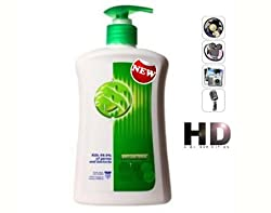 PANSIM Hidden Spy Dettol Bottle Camera