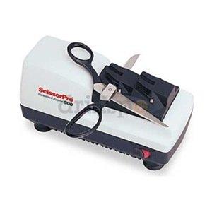 Electric Scissor Sharpener, 2 Stage, 120V