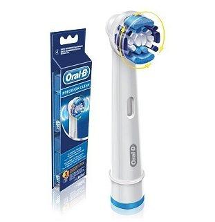 ブラウン オーラルB 電動歯ブラシ 替ブラシ パーフェクトクリーン 2本入り EB17ー2