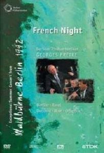 Waldbuhne 1992 - French Night [DVD]