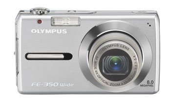 Olympus FE-350 is one of the Best Digital Cameras for Interior Photos Under $300