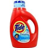 ウルトラタイドwith Downy(ダウニー)クリーンブリーズ 柔軟剤入り洗濯洗剤 1470ml 6本セット