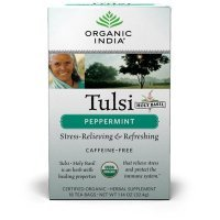 Organic India Tulsi Tea