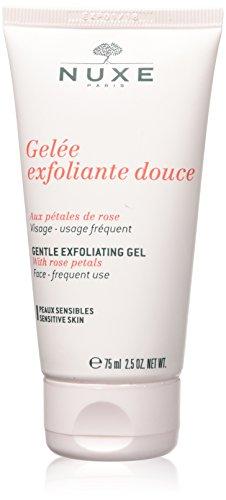 Petales De Rose Gentle Exfoliating Gel With Rose Petals 75ml