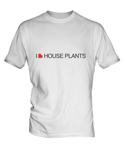 i-love-house-plants-mens-white-tshirt-top-size-large-colour-white
