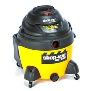 16 Gallon Wet Dry Vac front-17374
