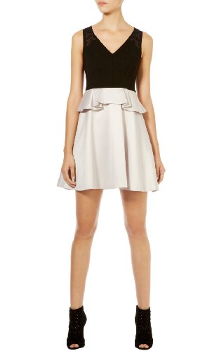 Fun peplum dress