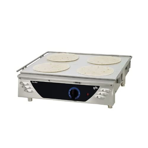 "Tortilla Grill Warmer - Electric - 25.9"" Wide x 22.7 "" Deep - Star TG1"