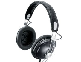 Panasonic RP-HTX7A-B Monitor Headphones Black