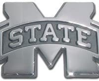 Mississippi State University quotMquot with State Emblem by The AMG Company